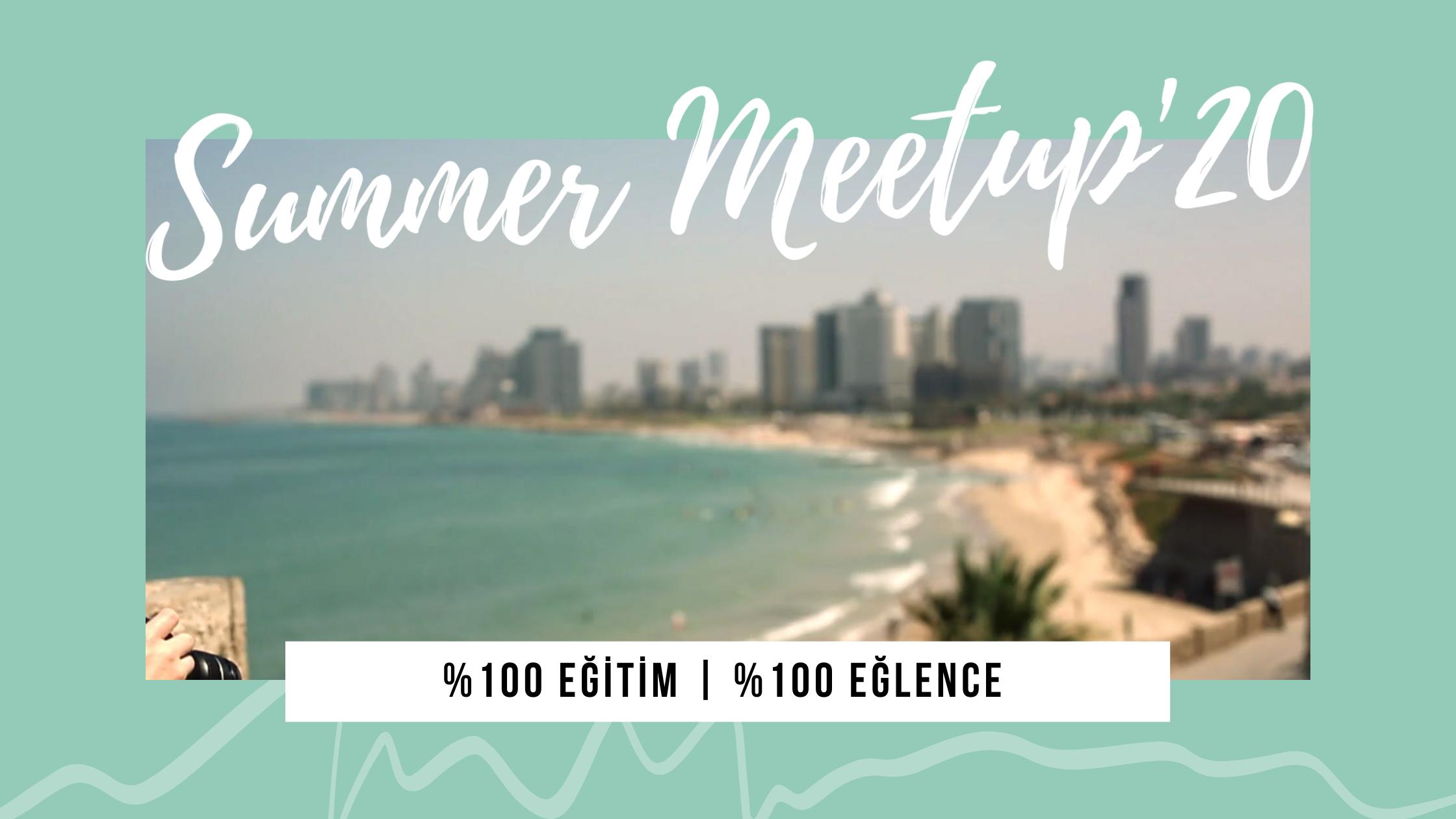 Summer Meetup'20