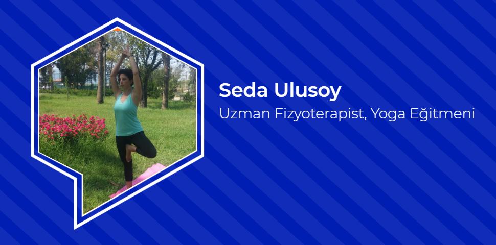 Uzman Fizyoterapist Seda Ulusoy ileYÜZ YOGASI